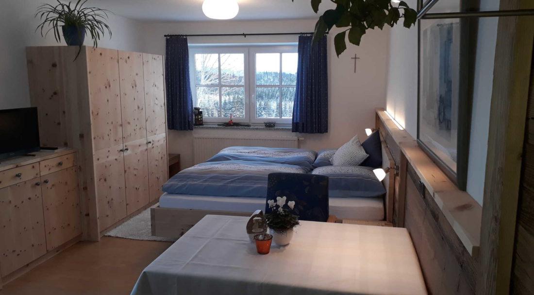 Zirbenschlafzimmer von Tobias Felgner